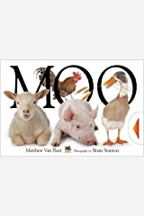 Moo! Hardcover