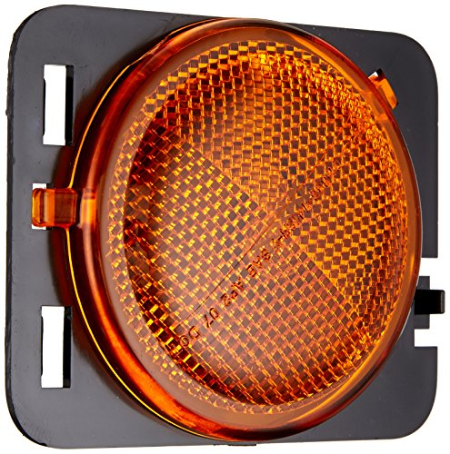 Depo 333-1418R-AS Jeep Wrangler Passenger Side Replacement Side Marker Lamp - Side Marker Passenger Side