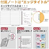Kokuyo cover notebook systemic ring notebook