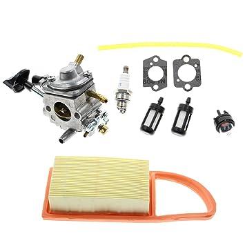 goodeal carburador Tune Up Kit para STIHL BR500 BR550 BR600 ...