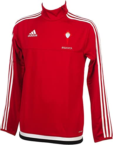 adidas TRG Top Camiseta Celta de Vigo FC 2015-2016, Hombre: Amazon ...