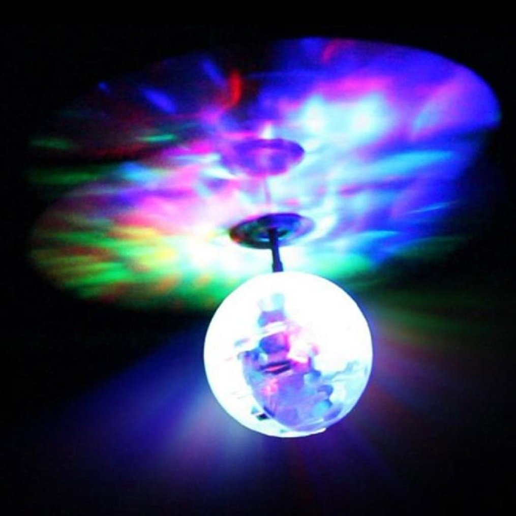 Tefamore RC Ball Induction Infrarouge Mini Aircraft Flashing Light Jouets à distance pour les enfants