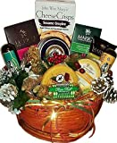 Season's Best Cheese, Meats & Nuts Gift Basket (Large)
