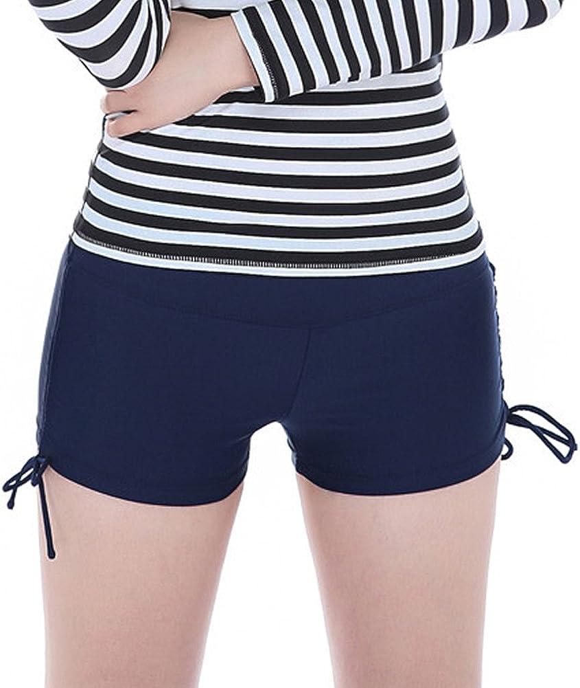 Merry Style Short de Bain Sport V/êtements d/Ét/é Femme L23L1