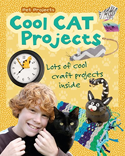 Cool Cat Projects (Pet Projects) by [Thomas, Isabel]