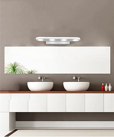 CAIJUN Spiegelleuchte LED-Feuchtigkeit-Beweis Spiegel-Scheinwerfer ...