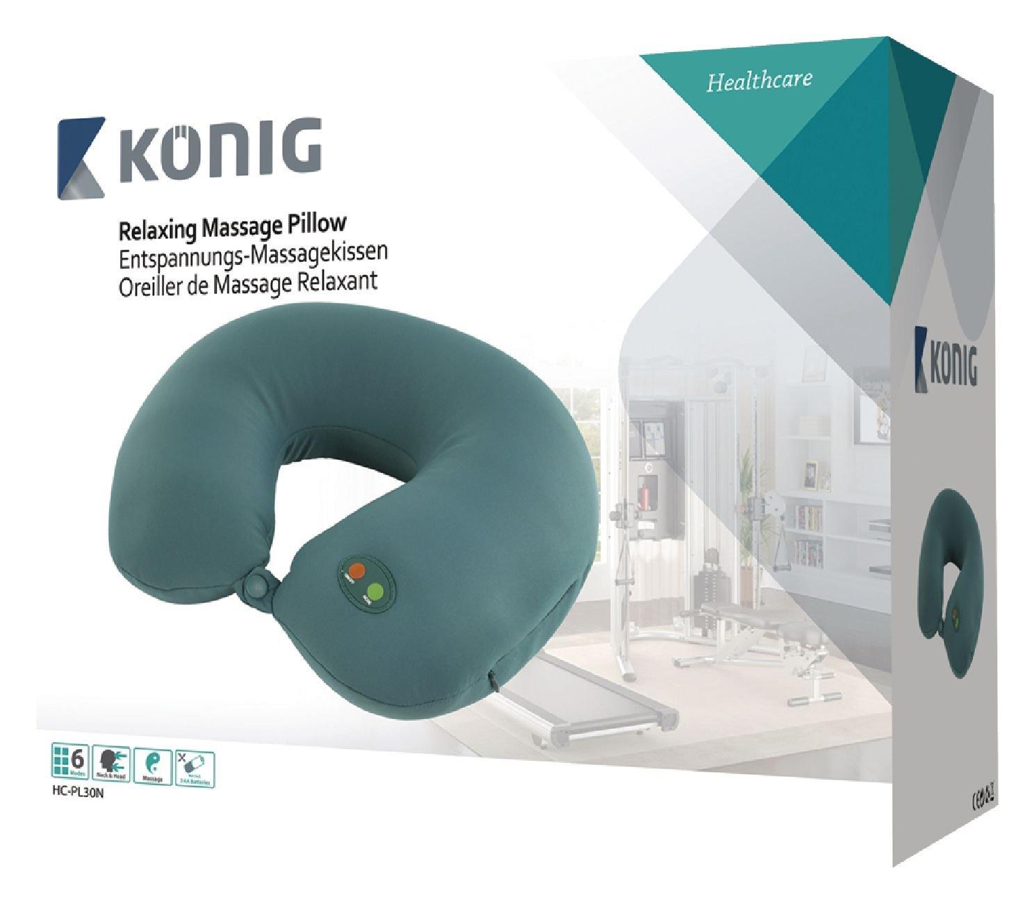 Amazon Konig Massage pillow [HC PL30N] Health & Personal Care