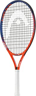 HEAD Radical 23 Raquette de Tennis Enfant, Orange/Bleu 233228