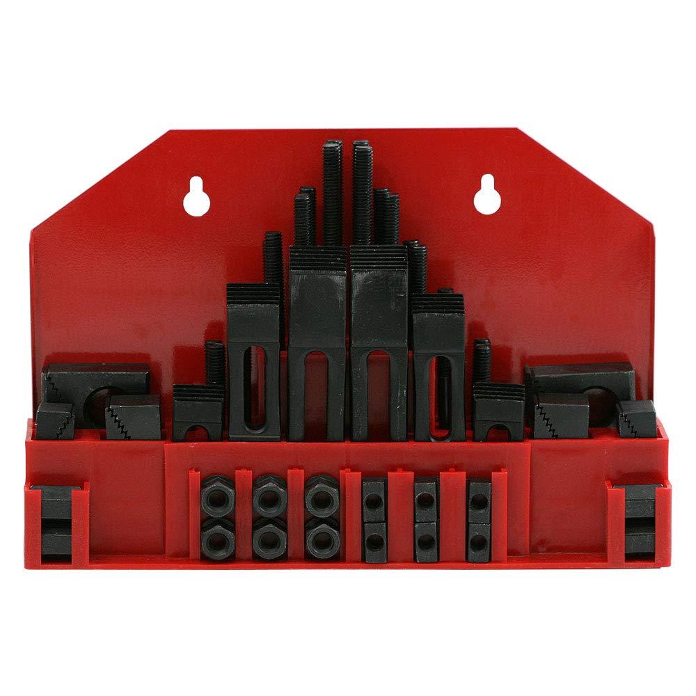 7/16' T-Slot Clamping Kit LittleMachineShop.com LMS1144