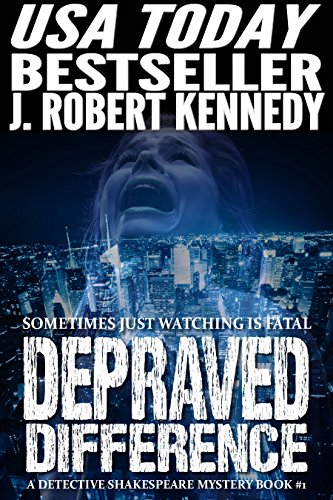 *** FROM USA TODAY BESTSELLING AUTHOR J. ROBERT KENNEDY ***Would you help, would you run, or would you just watch?When a young woman is brutally assaulted by two men on the subway, her cries for help fall on the deaf ears of onlookers too terrified t...
