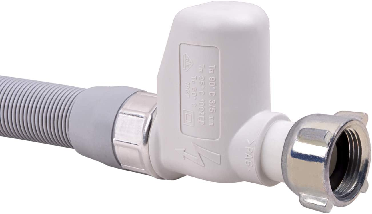Original alimentation tuyau 1,7 M AQUASTOP Lave-vaisselle AEG 111576502 ELECTROLUX