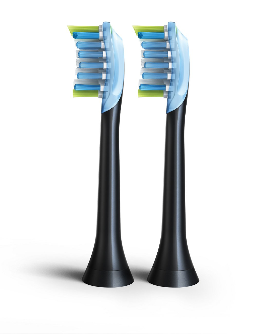 Philips Sonicare Hx9042/94 Adaptive Clean Brush Head, Black, 2 Count by Philips Sonicare (Image #4)
