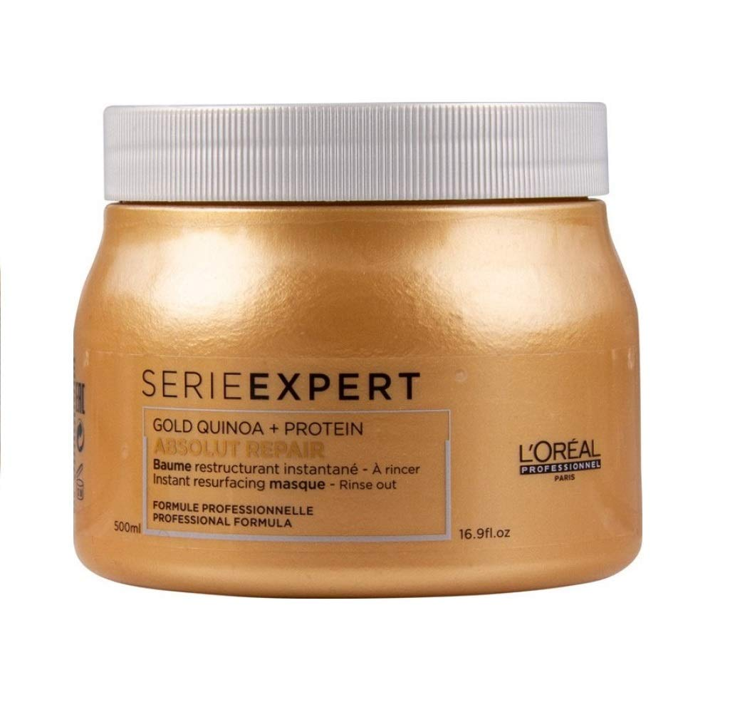L'oreal Expert Professionnel Absolut Repair Gold Mask 500 ml - 1 unidad