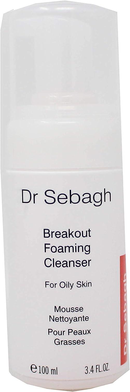 Dr Sebagh Breakout Foaming Cleanser 100 ml : Amazon.co.uk: Beauty