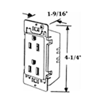light switch with receptacle with Electrical Receptacle Mobile Home on Wiring Diagram For 1978 Honda Express as well Electrical Receptacle Mobile Home moreover Simple Outlet Wiring Diagram together with Wiring Motion Lights Diagram likewise Blog.