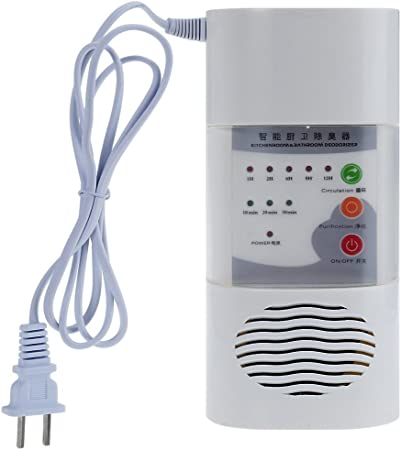 Purificador de aire de aire ozonizador Para el hogar desodorante ...