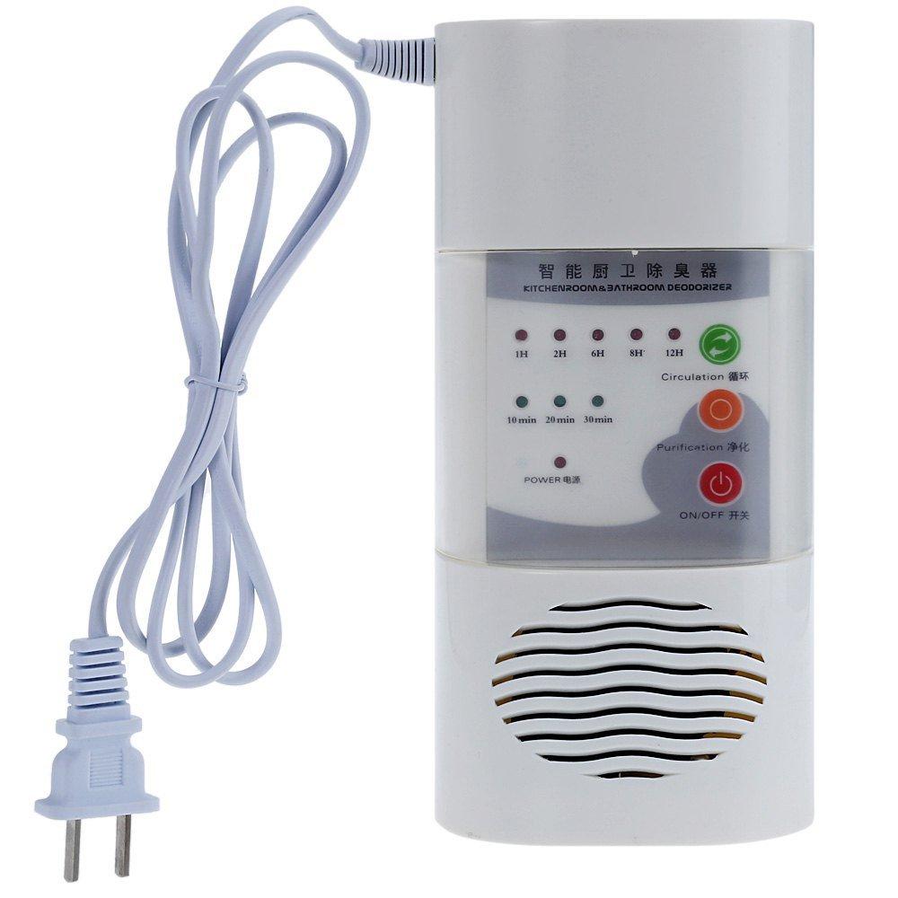 Purificador de aire de aire ozonizador Para el hogar desodorante ozono ionizador
