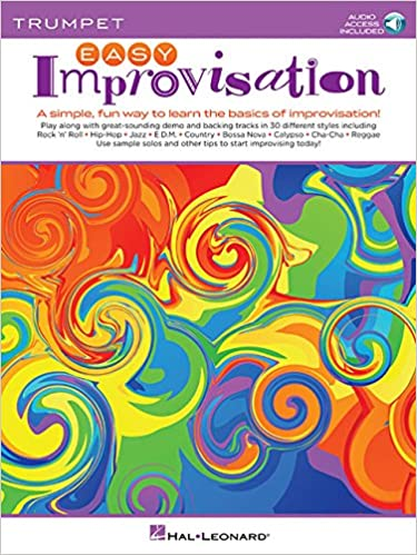 Easy Improvisation Trumpet