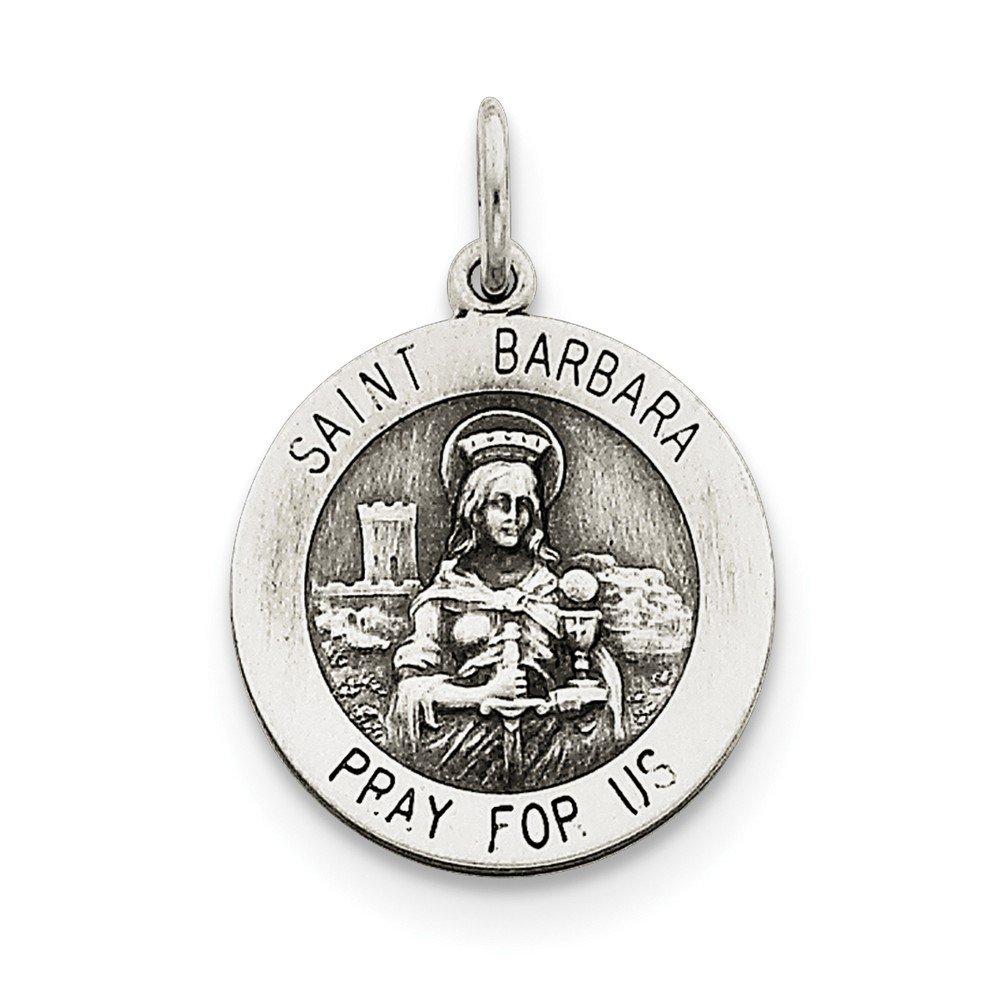 Barbara Medal Jewelry Best Seller Sterling Silver St