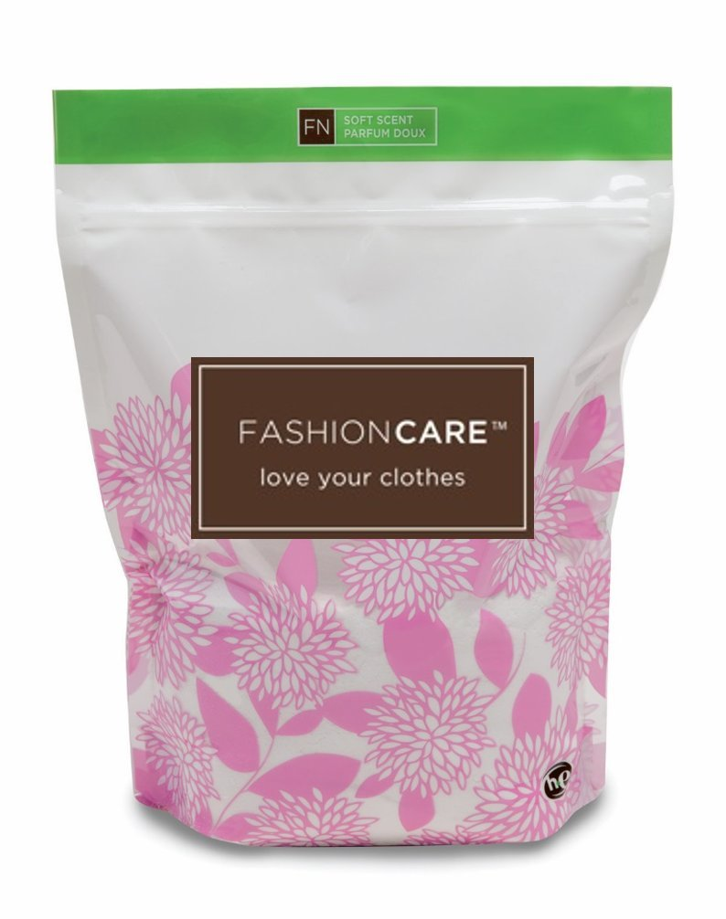 Fashion Care Laundry Detergent Powder Delicate Natural Soft Scented (105 oz)