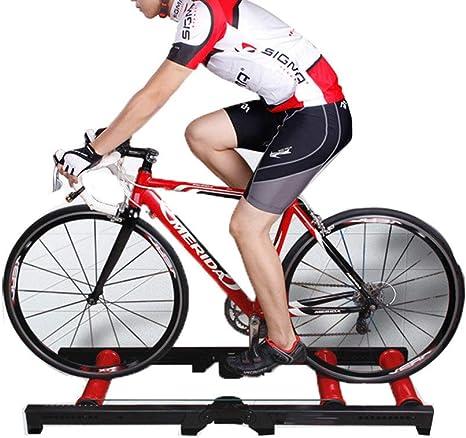 ZHLZH Rodillo de Bicicleta, Entrenador de Ciclismo Entrenamiento ...