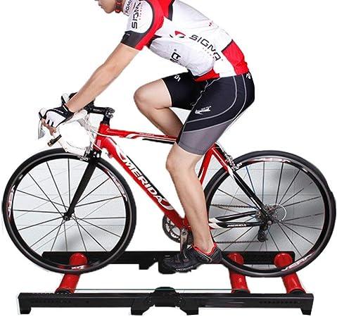 ZHLZH Rodillo de Bicicleta, Entrenador de Ciclismo ...
