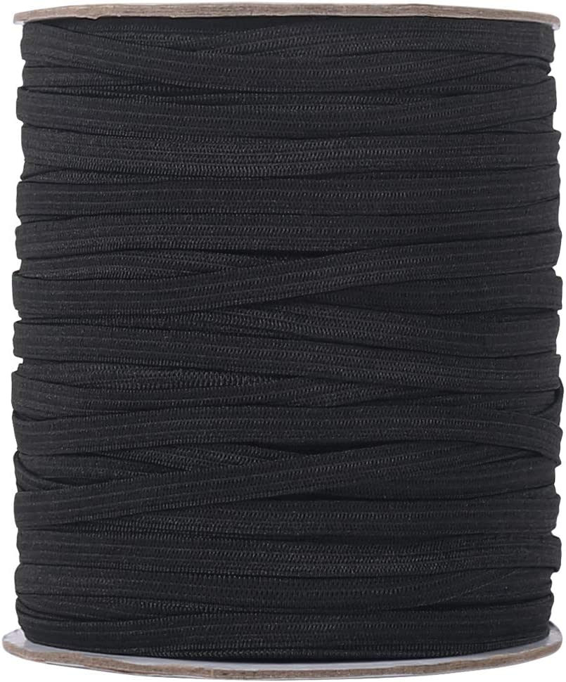 Vivifying Ranking integrated 1st place 1 4 Inch Ranking TOP18 Elastic Band Wide Flat Feet 6mm 328