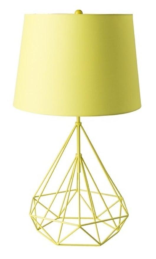 Amazon Com Diva At Home 29 Geometrical Iron Maze Dandelion Yellow