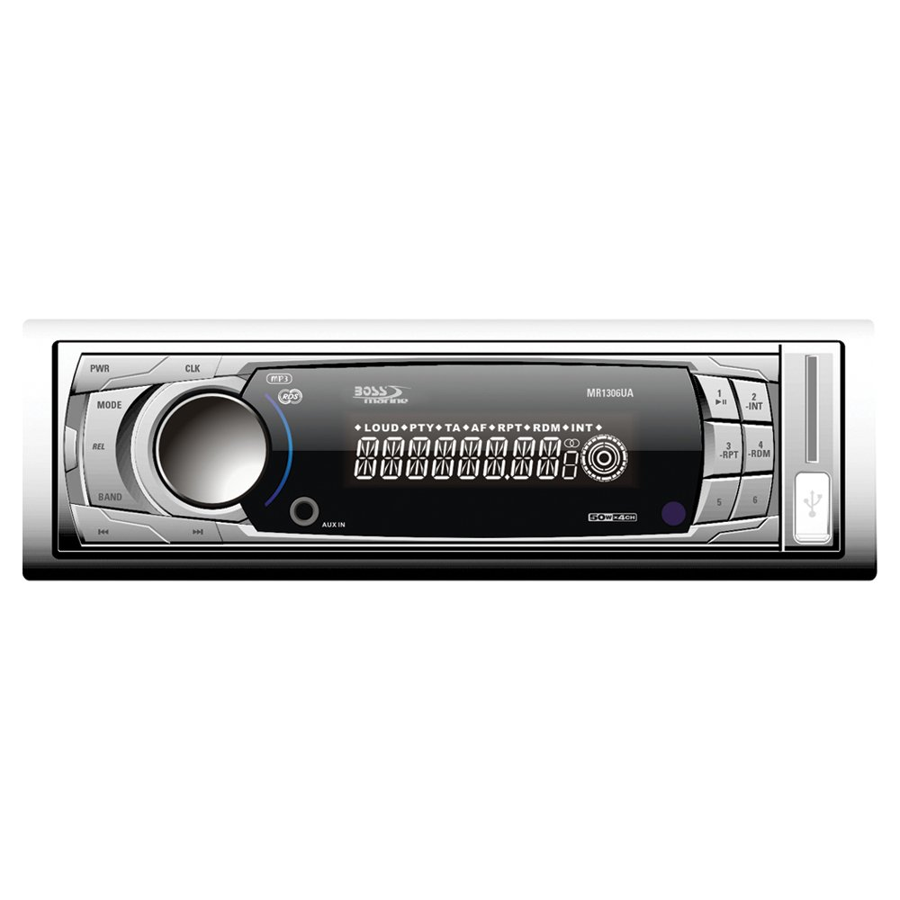 Boss Audio MR1306UA MP3/AM/FM/USB/SD Reeive by BOSS Audio Systems