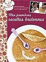 P'TITS LOUPS EN CUISINE : RECETTES BRETONNES par Beauvais