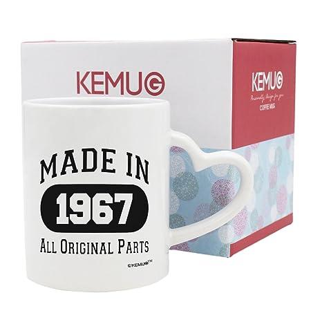 kemug - 50th regalos de cumpleaños - fabricado en 1967 All ...