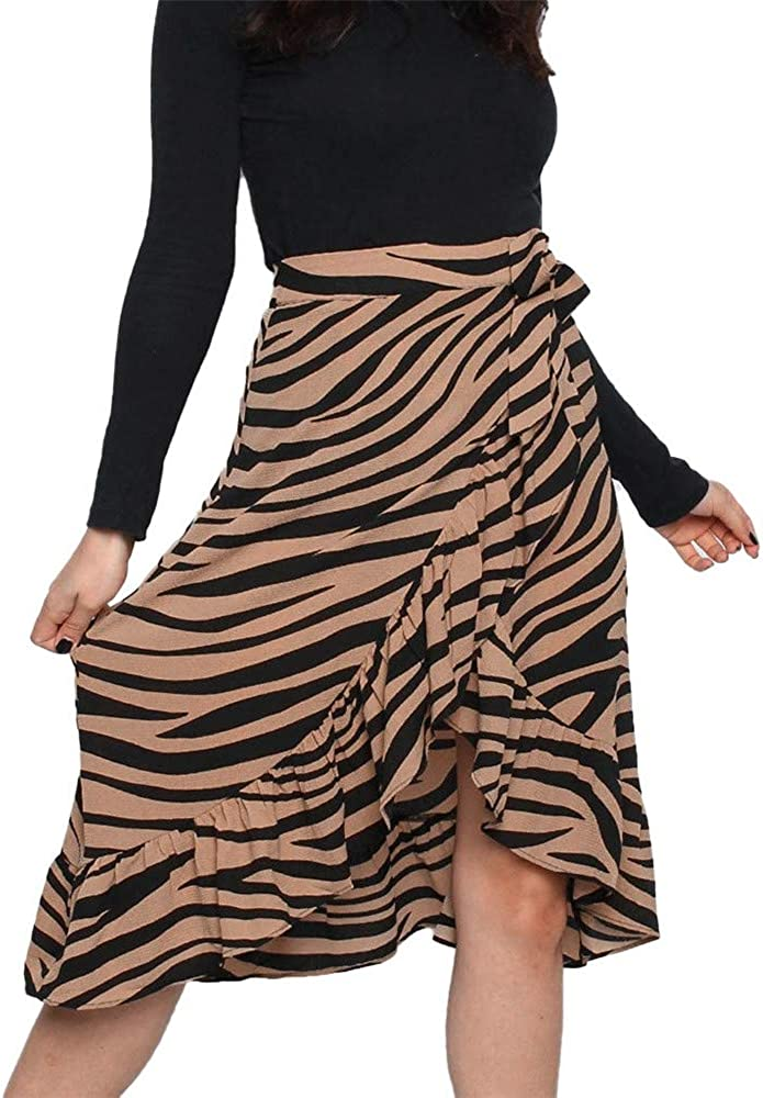FELZ Falda Mujer Verano Falda Midi Mujer Vestido de Mujer Moda ...