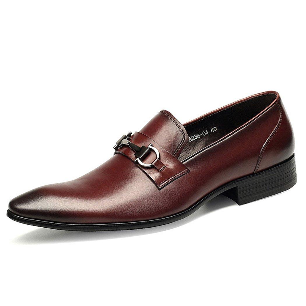 GDXH Männer Slip-On Loafer Wohnungen Schuhe klassischen Stil Stil Stil Formale Gentleman Freizeit Anzug Business Schuhe Formale Schuhe B07HMXX4KD  d5c95d