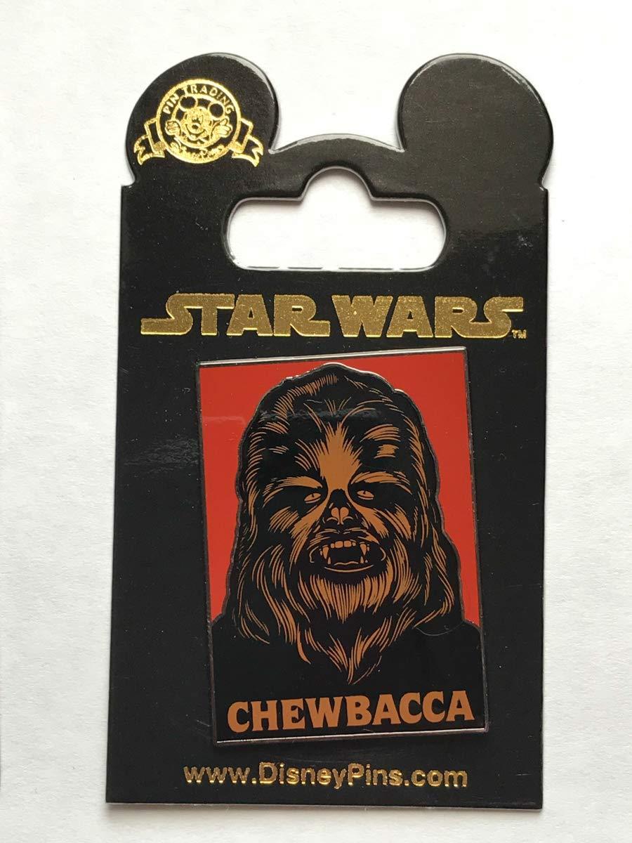 Star Wars Pin 109628 Star Wars - Chewbacca Portrait Pin Disney Pin