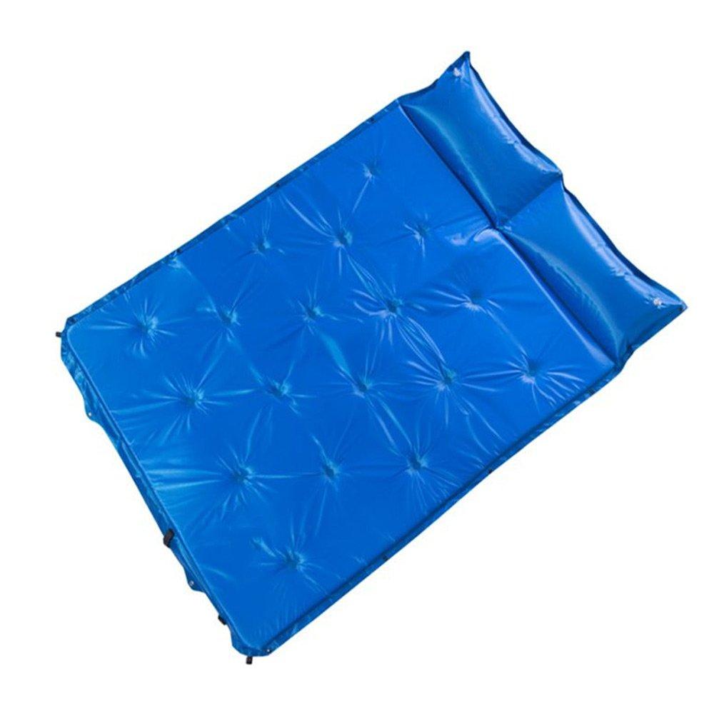 Aufblasbares bett im freien automatische aufblasbare bett camping doppel aufblasbares bett kann gespleißt aufblasbares bett camping feuchtigkeitsdichten aufblasbaren kissen 192  132  3 cm ( Farbe : A )
