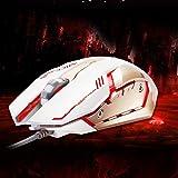 Mouse ,ZYooh 4000 DPI LED Optical 6D USB Wired