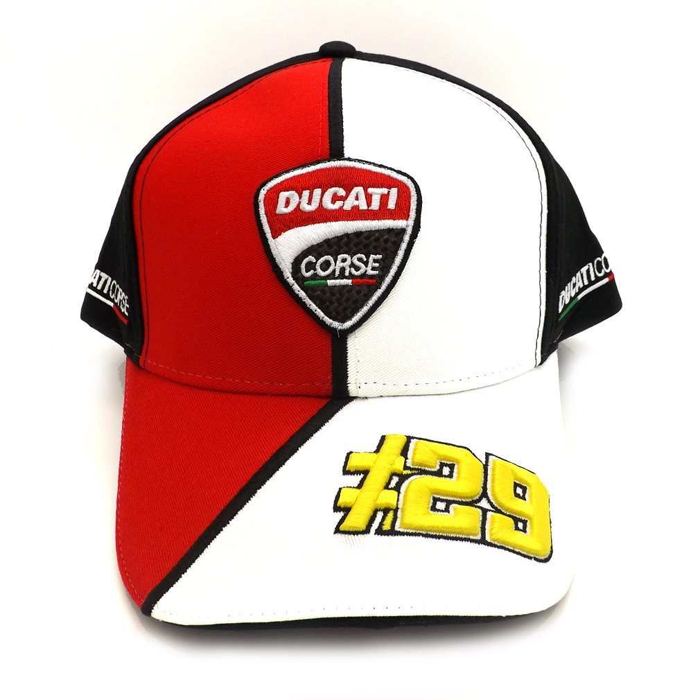 大切な Andrea Andrea Iannone 29 Moto B01CGBSC8C Moto GP Ducatiデュアル野球キャップ公式2016 B01CGBSC8C, 有田焼やきもの市場:737a851f --- arianechie.dominiotemporario.com