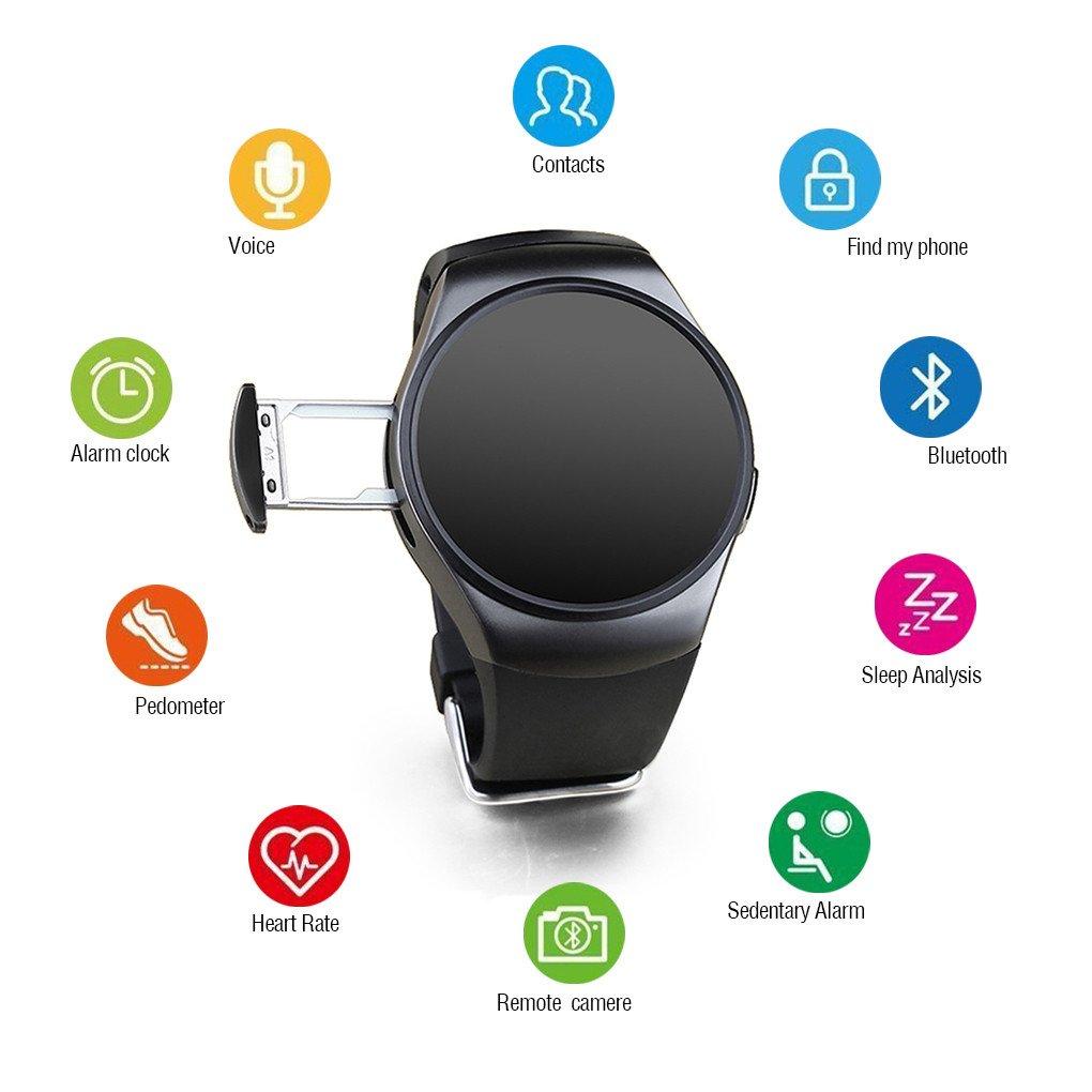 Pinkbenmus - Reloj De Hombre Digital / Diseño Bluetooth, Reloj ...