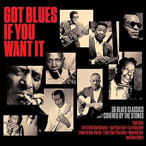 CD : Various - Got Blues If You Want It / Various (United Kingdom - Import, 2PC)