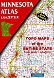 Minnesota, DeLorme Map Staff, 0899332226