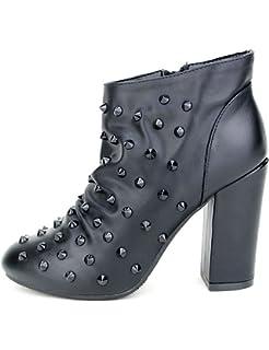 Feutrine Femme Doilys Cendriyon Taille Noire Botte 37 Chaussures TgHwAqPz