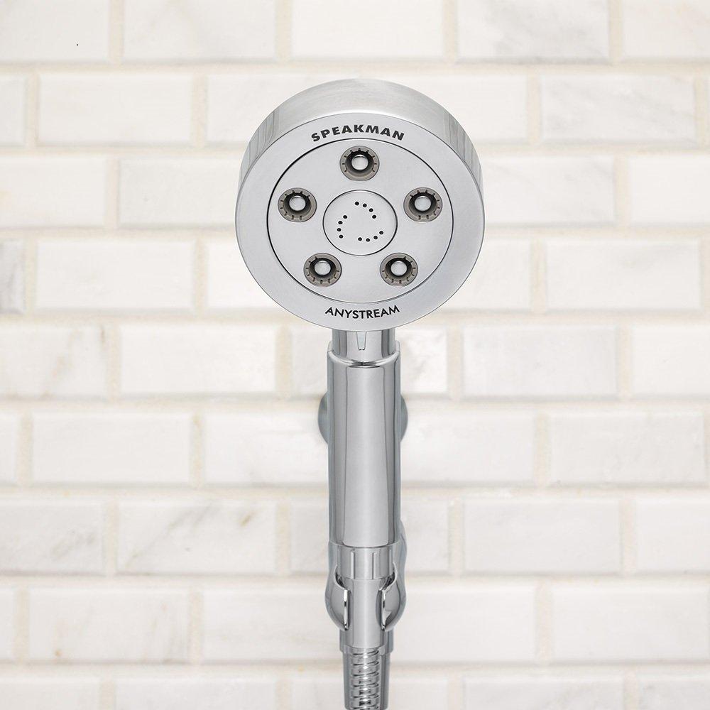 Speakman VS-3010 Neo Anystream High Pressure Handheld Shower Head ...
