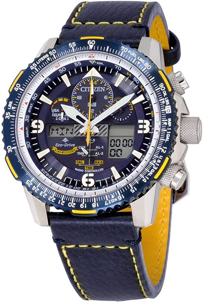 Citizen Watches Mens JY8078-01L Promaster Skyhawk A-T