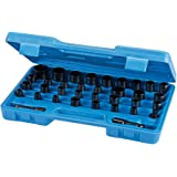 Silverline 633802 Impact Socket Set - 35 Pieces
