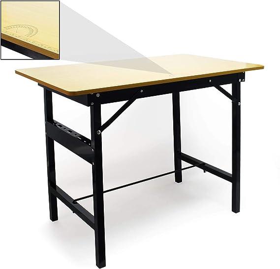 Banco trabajo Mesa taller Superficie trabajo Plegable max. 150kg ...