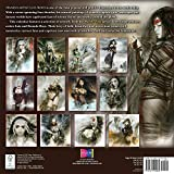 2021 The Fantasy Art of Royo 16-Month Wall Calendar