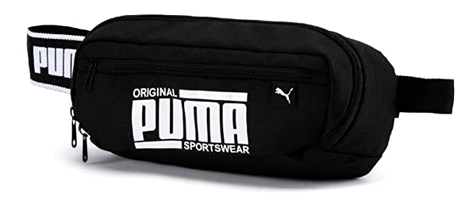 81c1ccacde PUMA Unisex s Sole Waist Bag Black