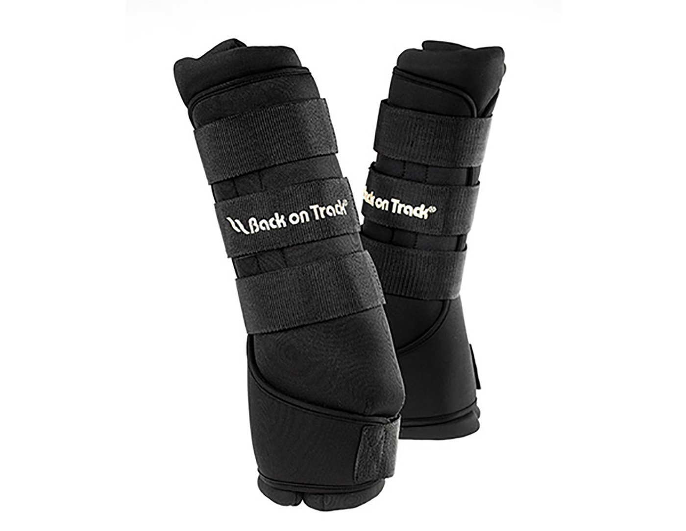 Back on Track Quick Horse Leg Wraps Pair 12 by Back on Track