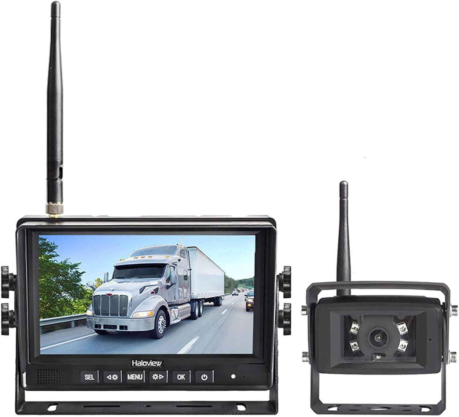 Haloview Wireless BV Backup Camera System