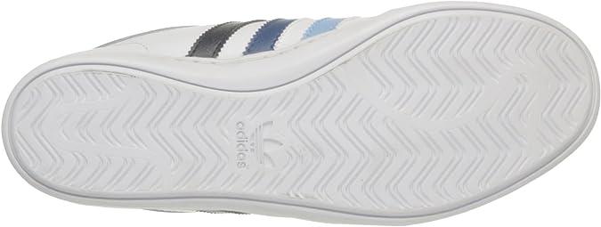 Polvoriento etc. latín  adidas M25757, Herren Kurzschaft Stiefel, Weiß - Blanc Blanc Bleuag Bletri  - Größe: 45.5 EU: Amazon.de: Schuhe & Handtaschen